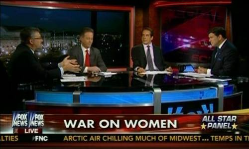 War on Women Fox