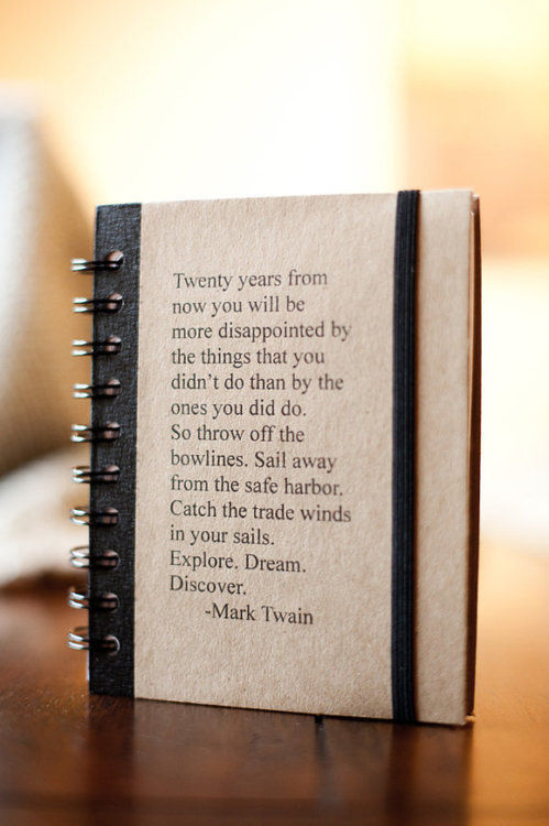 Quotes No Mark Life Live Regrets Twain
