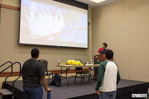 AMV Panel at KiraKira Con