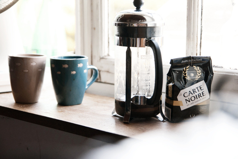 Coffee (by ‹Candice Lesage Austen›)