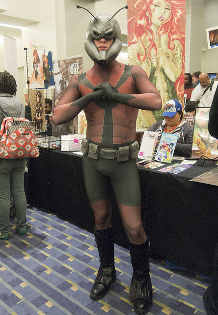 ant man cosplay