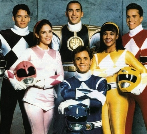 Skylar Deleon Power Ranger