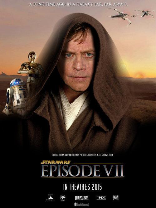 Новости Звездных Войн (Star Wars news): Еще один фан-постер