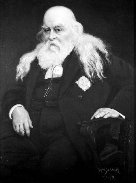 "Albert Pike (December 29, 1809–April 2, 1891)An attorney, soldier, writer, and Freemason. Pike is the only Confederate military officer or figure to be honored with an outdoor statue in Washington, D.C. (in Judiciary Square).Very few outsiders know about the intimate plans of the architects of the New World Order. One such architect was Albert Pike, who in the 19th Century, established a framework for bringing about the One World Order. Based on a vision revealed to him, Albert Pike wrote out a blueprint of events that would play themselves out in the 20th century, with even more of these events yet to come. It is this blueprint which we believe unseen leaders are following today to engineer the planned Third and Final World War.Pike was born on December 29, 1809, in Boston, studied at Harvard, then later served as a Brigadier-General in the Confederate Army. After the Civil War, Pike was found guilty of treason and jailed, only to be pardoned by fellow Freemason President Andrew Johnson on April 22, 1866, who met with him the next day at the White House. On June 20, 1867, Scottish Rite officials conferred upon Johnson the 4th - 32nd degrees, and he later went to Boston to dedicate a Masonic Temple. The only monument to a Confederate general in Washington, D.C. was erected in Pike's honor, and it can be found between the Department of Labor building and the Municipal Building, between 3rd and 4th Streets, on D Street, NW.Pike was a genius, able to read and write in 16 different languages. A 33rd degree Mason, he was one of the founding fathers, and head of the Ancient Accepted Scottish Rite of Freemasonry, being the Grand Commander of North American Freemasonry from 1859-1891. In 1869, he was a top leader in the Knights of the Ku Klux Klan. In 1871, he wrote the 861 page Masonic handbook known as the Morals and Dogma of the Ancient and Accepted Rite of Freemasonry.  Pike was said to be a Satanist, who indulged in the occult, and he apparently possessed a bracelet which he used to summon Lucifer, with whom he had constant communication. He was the Grand Master of a Luciferian group known as the Order of the Palladium (or Sovereign Council of Wisdom), which had been founded in Paris in 1737. Palladism had been brought to Greece from Egypt by Pythagoras in the fifth century, and it was this cult of Satan that was introduced to the inner circle of the Masonic lodges. It was aligned with the Palladium of the Templars. In 1801, Issac Long, a Jew, brought a statue of Baphomet (Satan) to Charleston, South Carolina, where he helped to establish the Ancient and Accepted Scottish Rite. Long apparently chose Charleston because it was geographically located on the 33rd parallel of latitude (incidentally, so is Baghdad), and this council is considered to be the Mother Supreme Council of all Masonic Lodges of the World.  Pike was Long's successor, and he changed the name of the Order to the New and Reformed Palladian Rite (or Reformed Palladium). The Order contained two degrees: 1) Adelph (or Brother), and 2) Companion of Ulysses (or Companion of Penelope). Pike's right-hand man was Phileas Walder, from Switzerland, who was a former Lutheran minister, a Masonic leader, occultist, and spiritualist. Pike also worked closely with Giusseppe Mazzini of Italy (1805-1872) who was a 33rd degree Mason, who became head of the Illuminati in 1834, and who founded the Mafia in 1860. Together with Mazzini, Lord Henry Palmerston of England (1784-1865, 33rd degree Mason), and Otto von Bismarck from Germany (1815-1898, 33rd degree Mason), Albert Pike intended to use the Palladian Rite to create a Satanic umbrella group that would tie all Masonic groups together.  Because of Mazzini's revolutionary activities in Europe, the Illuminati had to go underground. In addition to the Supreme Council in Charleston, South Carolina, Pike established Supreme Councils in Rome, Italy (led by Mazzini); London, England (led by Palmerston); and Berlin, Germany (led by Bismarck). He set up 23 subordinate councils in strategic places throughout the world, including five Grand Central Directories in Washington, DC (North America), Montevideo (South America), Naples (Europe), Calcutta (Asia), and Mauritius (Africa), which were used to gather information. All of these branches have been the secret headquarters for the Illuminati's activities ever since.Morals and DogmaOne of the major sourcebooks of Masonic doctrine is Morals and Dogma of the Ancient and Accepted Scottish Rite of Masonry, written in 1871 by Albert Pike, and is considered to be the ""Mason's guide for daily living… In it Masonry is a search after Light…""  In Morals and Dogma, Pike wrote: ""Every Masonic lodge is a temple of religion; and its teachings are instruction in religion…Masonry, like all religions, all the Mysteries, Hermeticism and Alchemy, conceals its secrets from all except the Adepts and Sages, or the Elect, and uses false explanations and misinterpretations of its symbols to mislead…to conceal the Truth, which it calls Light, from them, and to draw them away from it… The truth must be kept secret, and the masses need a teaching proportioned to their imperfect reason… every man's conception of God must be proportioned to his mental cultivation, and intellectual powers, and moral excellence. God is, as man conceives him, the reflected image of man himself.""  The next statement reduces the Masonic philosophy to a single premise. Pike writes: ""The true name of Satan, the Kabalists say, is that of Yahveh reversed; for Satan is not a black god… Lucifer, the Light Bearer! Strange and mysterious name to give to the Spirit of Darkness! Lucifer, the Son of the Morning! Is it he who bears the Light…Doubt it not!""  Albert Pike explained in Morals & Dogma how the true nature of Freemasonry is kept a secret from Masons of lower degrees:  ""The Blue Degrees are but the outer court or portico of the Temple. Part of the symbols are displayed there to the Initiate, but he is intentionally misled by false interpretations. It is not intended that he shall understand them; but it is intended that he shall imagine he understands them. Their true explication is reserved for the Adepts, the Princes of Masonry… It is well enough for the mass of those called Masons, to imagine that all is contained in the Blue Degrees; and whoso attempts to undeceive them will labor in vain.""One World OrderIn 1859, Albert Pike, who was fascinated with the idea of a one-world government, was chosen to coordinate Illuminati activities in the United States. He said they needed to create a political party that would keep the world fighting, until they could bring peace. Pike said it would be done ""with tongue and pen, with all our open and secret influences, with the purse, and if need be, with the sword…""  In a letter dated January 22, 1870, Mazzini wrote to Pike, alluding to Pike's New and Reformed Palladian Rite:  ""We must allow all of the federations to continue just as they are, with their systems, their central authorities and diverse modes of correspondence between high grades of the same rite, organized as they are at present, but we must create a super rite, which will remain unknown, to which we will call those Masons of high degree whom we shall select. With regard to our brothers in Masonry, these men must be pledged to the strictest secrecy. Through this supreme rite, we will govern all Freemasonry which will become the one International Center, the more powerful because its direction will be unknown.""Three World WarsAs do most occultists, Albert Pike had a ""spirit guide,"" who dispensed ""Divine Wisdom"" and enlightened him regarding how to achieve the New World Order. A ""spirit guide"" is a ""being"" who meets someone who has given themselves over to the practice of the occult; however, people who are practitioners of the New Age Religion do not view this as a bad thing. In fact, they would strongly argue that they are filled with happiness and joy by interacting with their ""spirit guides"".  One message that Albert Pike received from his ""spirit guide,"" and which in reality we know to be a demonic vision, he described in a letter that he wrote to Mazzini, dated August 15, 1871. This letter graphically outlined plans for three world wars that were seen as necessary to bring about the One World Order, and we can marvel at how accurately it has predicted events that have already taken place. This is not because the devil has powers of prophecy, but because his agents have undertaken to manipulate political events to closely follow his designs. For a short time, this letter was on display in the British Museum Library in London, and it was copied by William Guy Carr, former Intelligence Officer in the Royal Canadian Navy. ""The First World War must be brought about in order to permit the Illuminati to overthrow the power of the Czars in Russia and of making that country a fortress of atheistic Communism. The divergences caused by the ""agentur"" (agents) of the Illuminati between the British and Germanic Empires will be used to foment this war. At the end of the war, Communism will be built and used in order to destroy the other governments and in order to weaken the religions.""  Students of history will recognize that the political alliances of England on one side and Germany on the other, forged between 1871 and 1898 by Otto von Bismarck, co-conspirator of Albert Pike, were instrumental in bringing about the First World War. ""The Second World War must be fomented by taking advantage of the differences between the Fascists and the political Zionists. This war must be brought about so that Nazism is destroyed and that the political Zionism be strong enough to institute a sovereign state of Israel in Palestine. During the Second World War, International Communism must become strong enough in order to balance Christendom, which would be then restrained and held in check until the time when we would need it for the final social cataclysm.""  After this Second World War, Communism was made strong enough to begin taking over weaker governments. In 1945, at the Potsdam Conference between Truman, Churchill, and Stalin, a large portion of Europe was simply handed over to Russia, and on the other side of the world, the aftermath of the war with Japan helped to sweep the tide of Communism into China. ""The Third World War must be fomented by taking advantage of the differences caused by the ""agentur"" of the ""Illuminati"" between the political Zionists and the leaders of Islamic World. The war must be conducted in such a way that Islam (the Moslem Arabic World) and political Zionism (the State of Israel) mutually destroy each other. Meanwhile the other nations, once more divided on this issue will be constrained to fight to the point of complete physical, moral, spiritual and economical exhaustion…We shall unleash the Nihilists and the atheists, and we shall provoke a formidable social cataclysm which in all its horror will show clearly to the nations the effect of absolute atheism, origin of savagery and of the most bloody turmoil. Then everywhere, the citizens, obliged to defend themselves against the world minority of revolutionaries, will exterminate those destroyers of civilization, and the multitude, disillusioned with Christianity, whose deistic spirits will from that moment be without compass or direction, anxious for an ideal, but without knowing where to render its adoration, will receive the true light through the universal manifestation of the pure doctrine of Lucifer, brought finally out in the public view. This manifestation will result from the general reactionary movement which will follow the destruction of Christianity and atheism, both conquered and exterminated at the same time."" Since the terrorist attacks of Sept 11, 2001, world events in the Middle East show a growing unrest and instability between Jews and Arabs. This is completely in line with the call for a Third World War to be fought between the two, and their allies on both sides. This Third World War is still to come, and recent events show us that it is not far off.The Truth Seeker Albert PikeFamous Mason: Albert PikeThe Masonic OrderProof that Freemasonry is lieing about Albert Pike and the Ku Klux Klan"