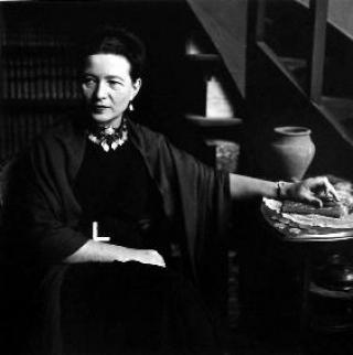 Great Philosophers Who Failed at Love by Andrew Shaffer, Simon de Beauvoir