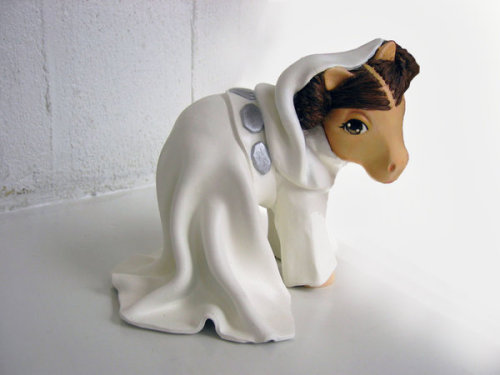 My Little Princess Leia by *Spippo