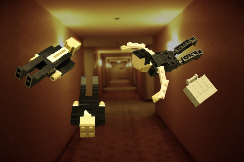 LEGO Inception<br /><br /><br /><br /><br /><br /> by Iain Heath