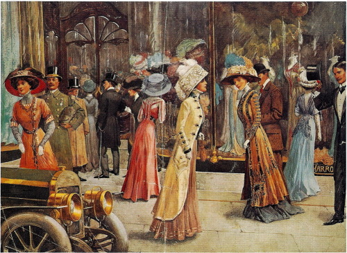 Late Victorian Age