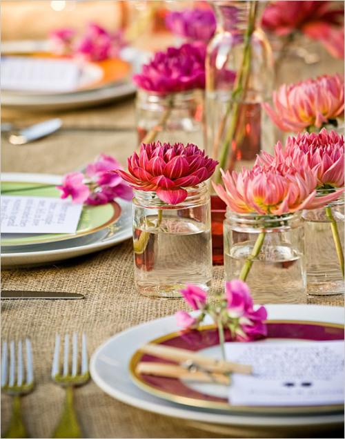 ysvoice:</p> <p>| ♕ |  spring table  | post by laboomeria | via gypsypurplehome | wishflowers<br />