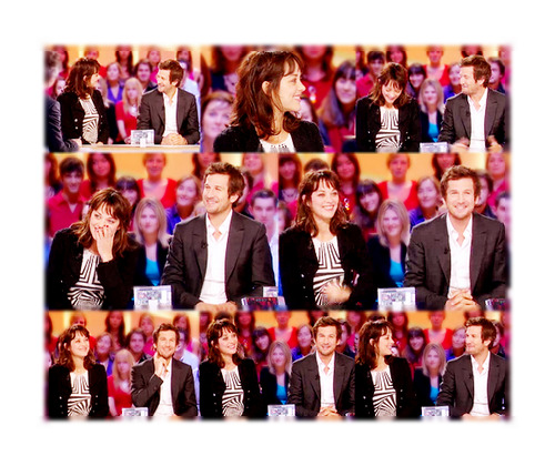 Marion et Guillaume.