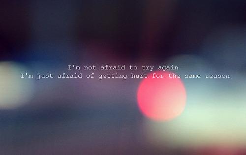 Trenne dich von dem was dich runterzieht