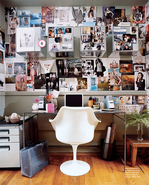 duchessofcunning:  I need a desk and an Inspiration Wall asap merry christmas to me maybe?