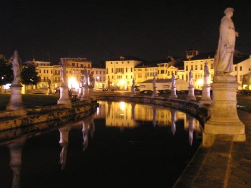 A river in Padua