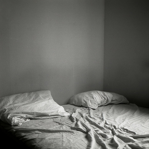owndisorder:  empty bed