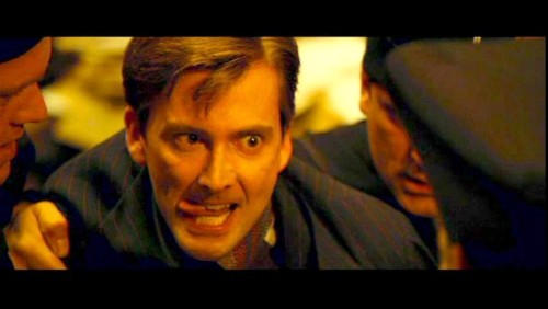 I'm watching Doctor Who for the first time and I still expect David Tennant to flick out his tongue in every scene like Barty Crouch Jr.