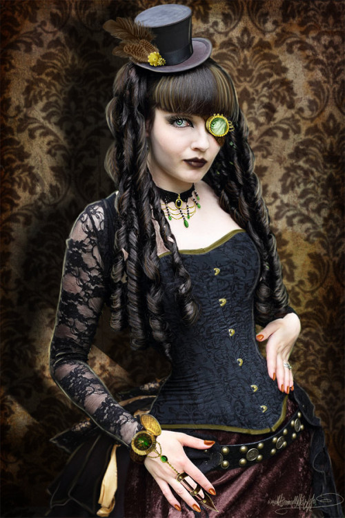 Steampunk II by Meli Hoppe (FroeMinahild on DeviantArt) Click Picture