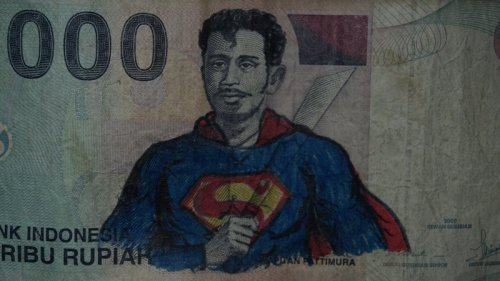 superman ala indonesia- najmi jati