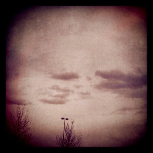 Still too gray (Taken with instagram)