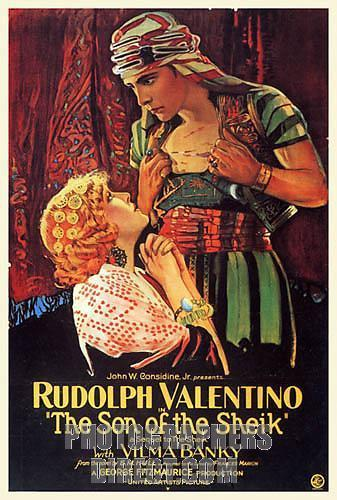 "This movie is the reason for why hot guys where reffered to as ""Sheiks"" in the 1920´s"