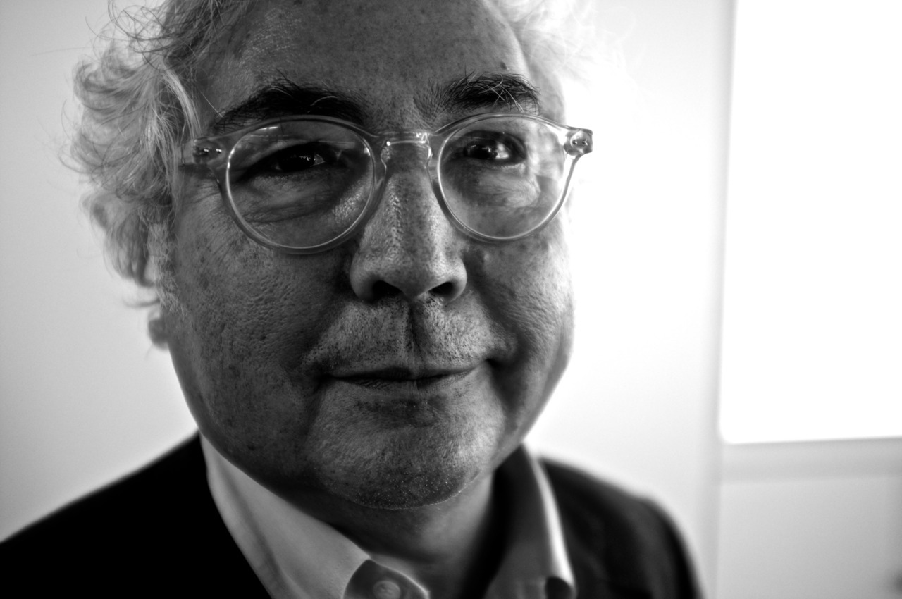 Manuel Castells, author of the book Networks of Outrage and Hope