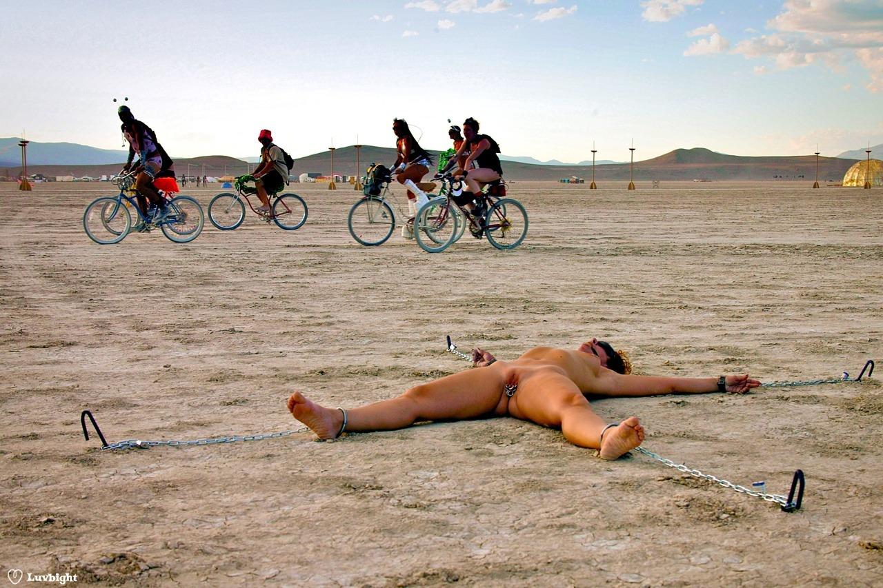 Burning man orgy video