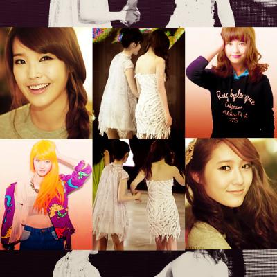IU & Krystal | asked by choijunhee