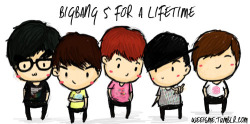 BIGBANG 5 FOR A LIFETIME