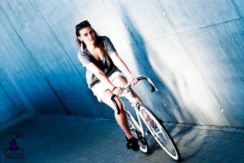 pandalovenet:</p> <p>Kasia | bicyclegirls.pl | dziewczyny na rowerach