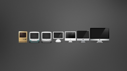 Apple Computers Evolution