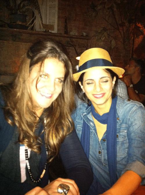 Rachel and Satya