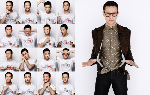 Joseph Gordon Levitt by Yu Tsai.