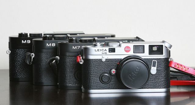 Leica M by steedwang on Flickr.