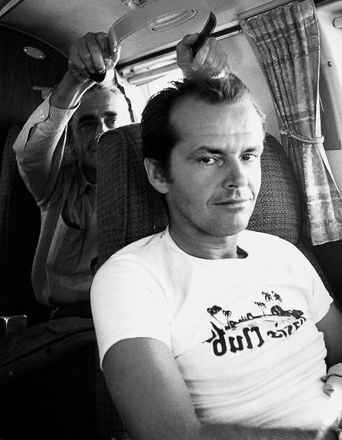young Jack Nicholson
