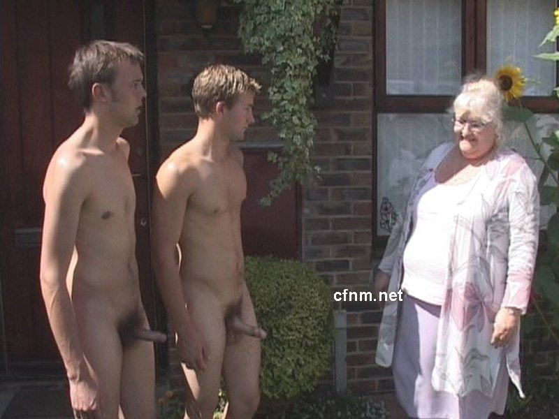 nude women holding erections
