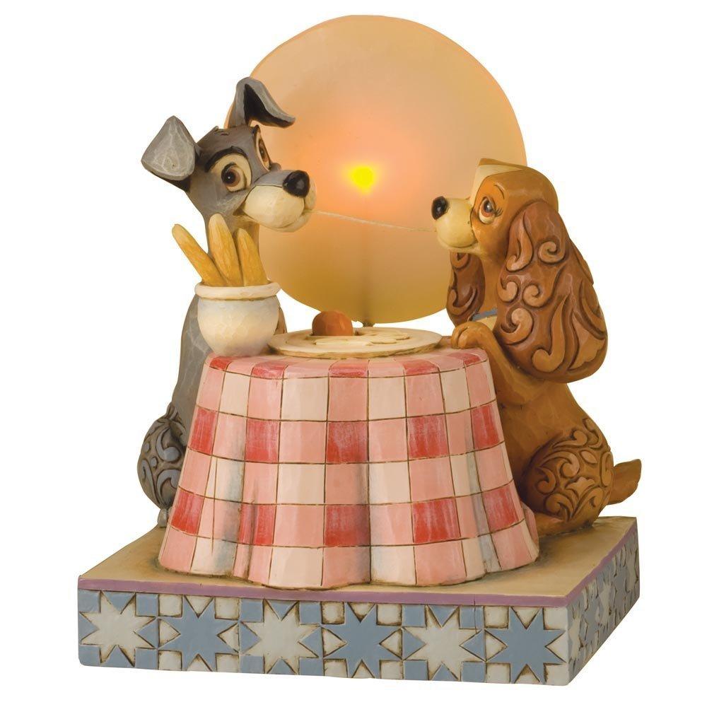 Daisy Amp Carl Lady And The Tramp Walt Disney Figurine Jim
