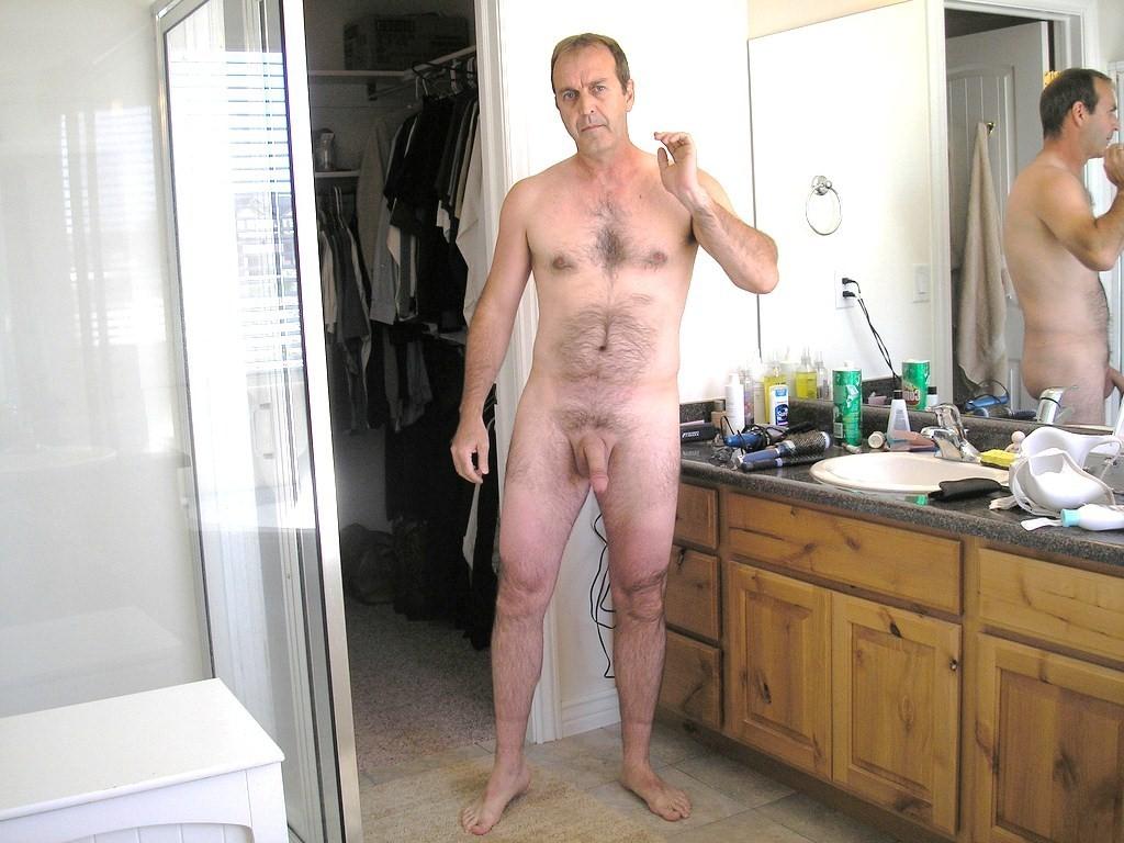 Guys naked ordinary Big Whack