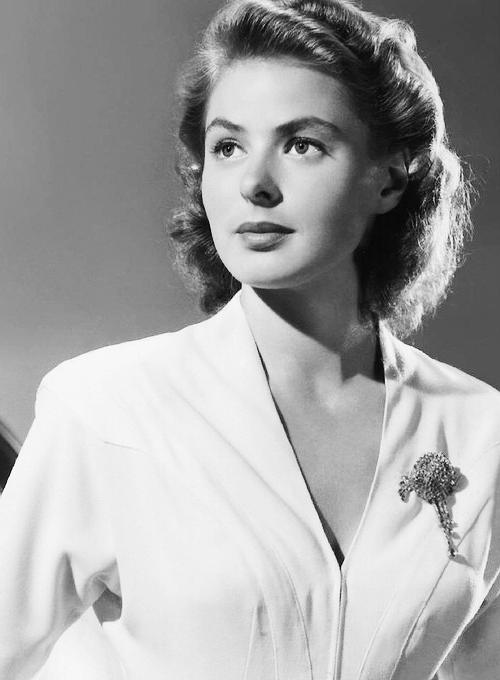 Ingrid Bergman, 1940