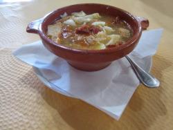 Sopa de Grazalema