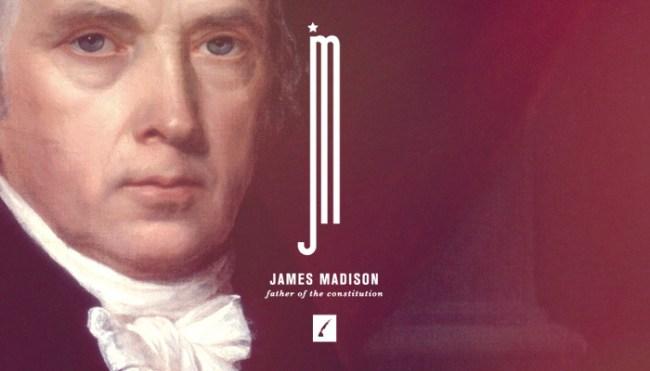 Fourth President: James Madison (1751-1836)