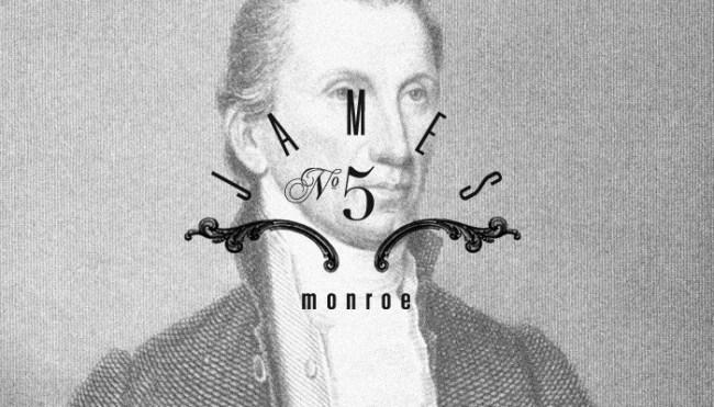 Fifth President: James Monroe (1758–1831)