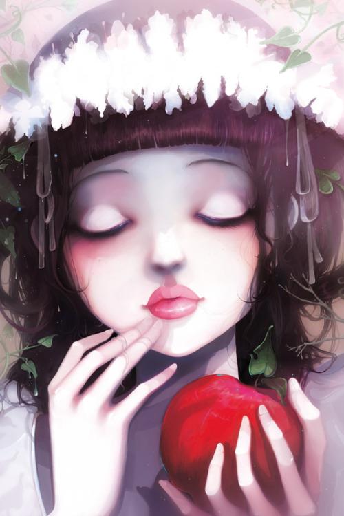 :: Snow white ::