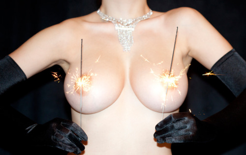 Sparkle Boobs