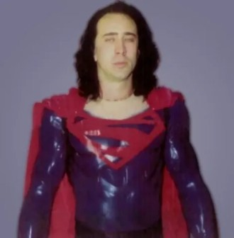 Cage Superman