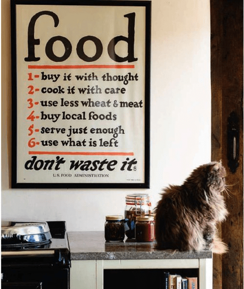 Don't waste food