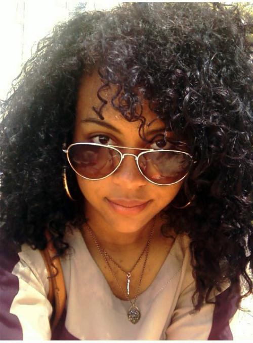 fuckyeahnaturalhair:Kinky curls =)