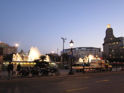 Plaça de Catalunya