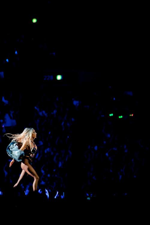 Lady Gaga on stage #3