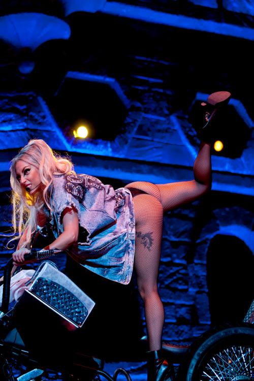 Lady Gaga on stage #2