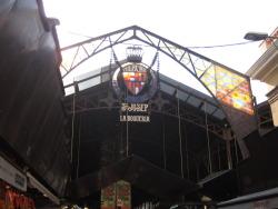Mercat St. Josep -- La Boqueria