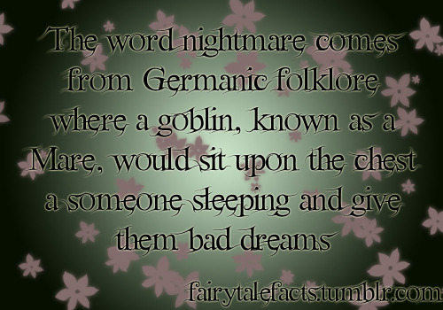 nightmare meaning